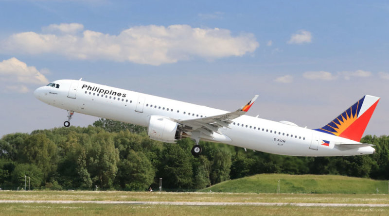 Philippine Airlines Airbus A321neo